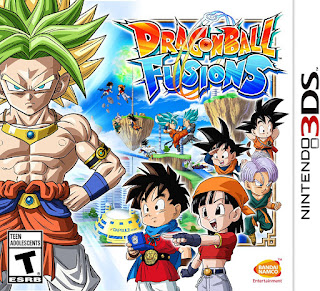 Download 3DS CIAs: Dragon Ball Fusions