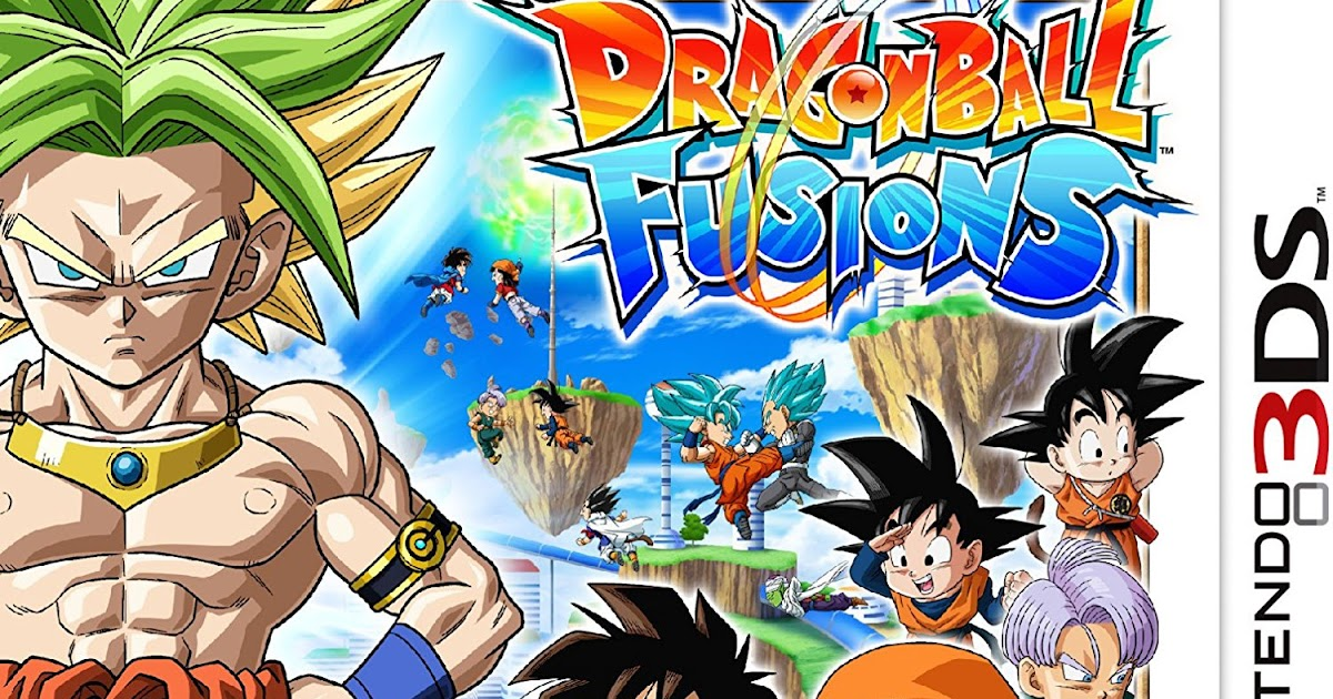 Dragon Ball Fusions | Download 3DS CIAs