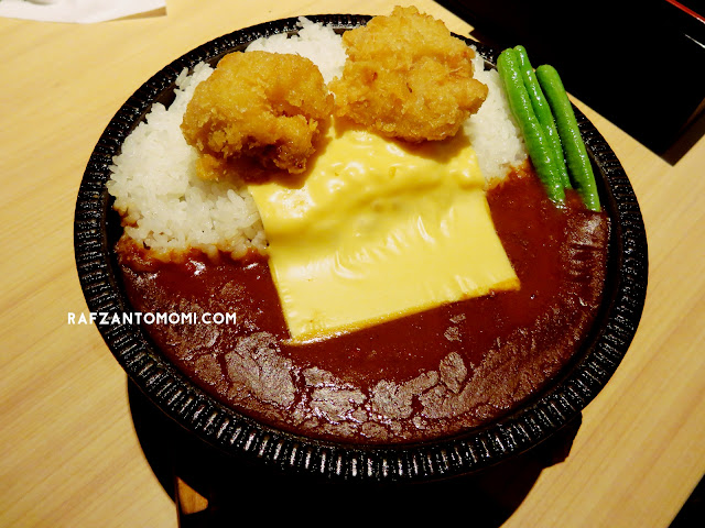 Sushi King Japanese Curry Menu 2017