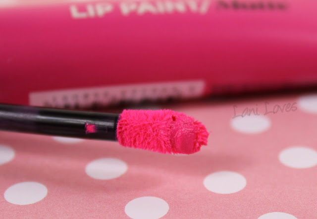 L'Oreal Lip Paint Matte - King Pink Swatches & Review