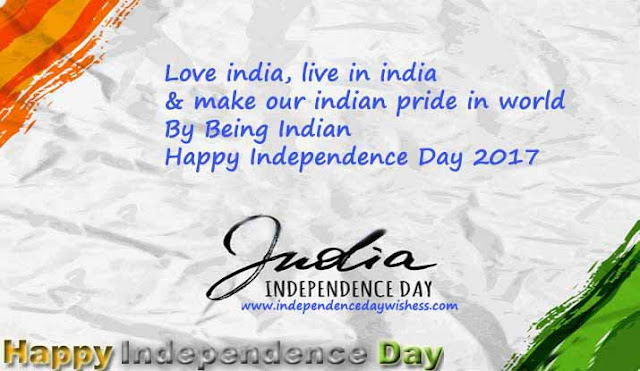 Independence Day wishes English