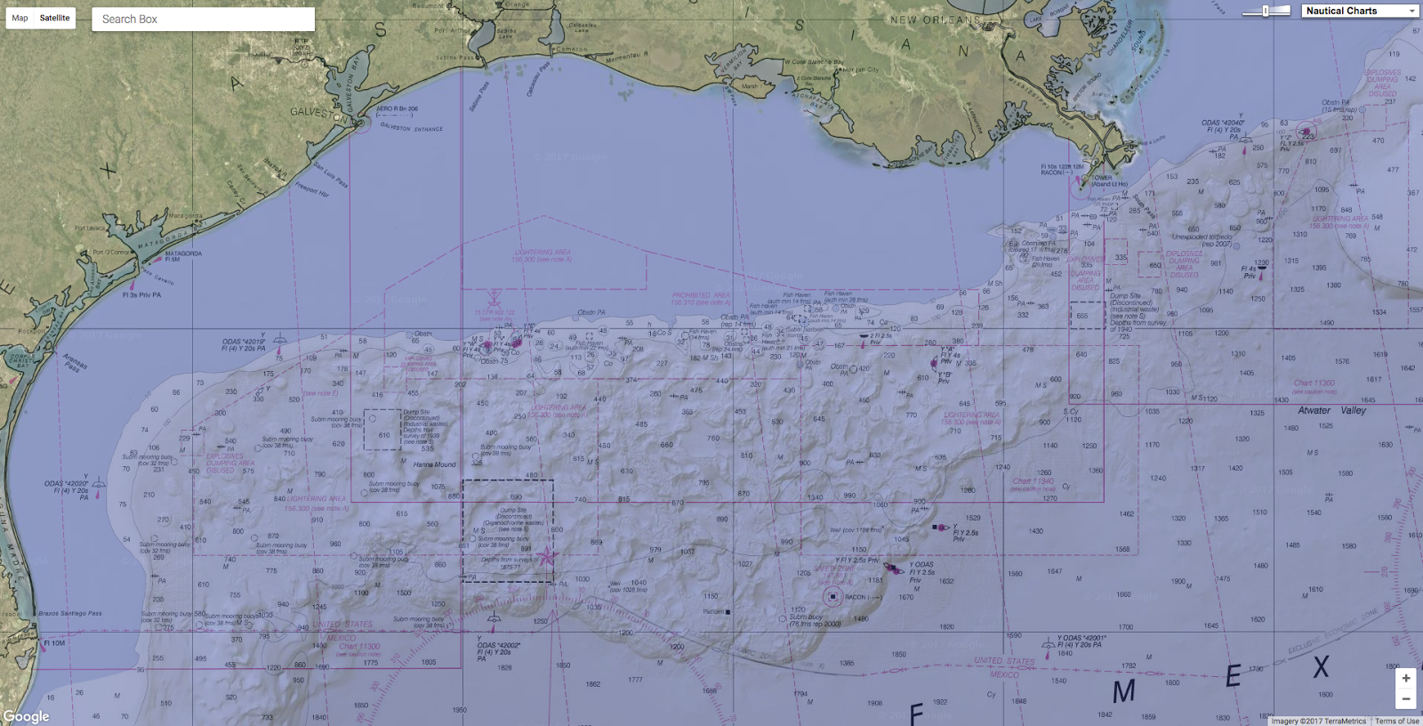 GeoGarage blog New seafloor map reveals how strange the Gulf of