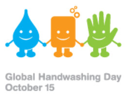 global handwashing logo