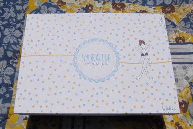 HYDRALINE Holiday Box by Hydralin