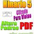 Hinário Ccb 5 Cifrado Violão - Altura Padrão - (PDF)