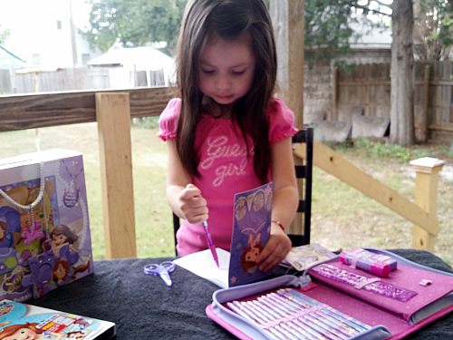 Escribiéndole una carta a Sofia The First #DearSofia