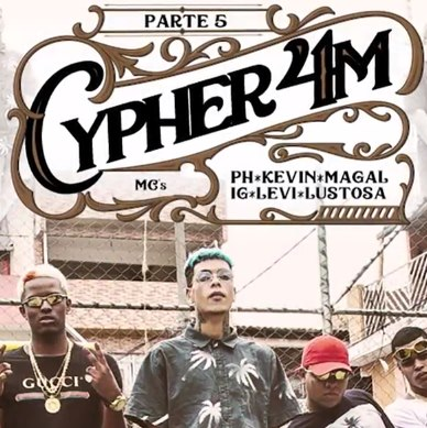 Baixar 5ª CYPHER 4M MC PH MC Magal MC Lustosa MC Levi MC IG MC Kevin Mp3 Gratis