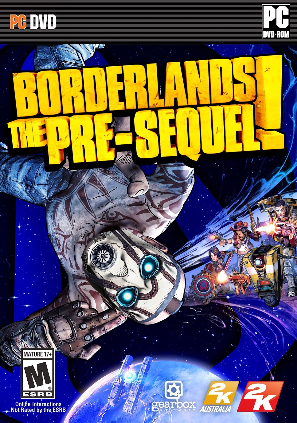Borderlands The Pre-Sequel PC Descargar
