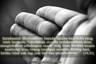 Pidato Agama Islam tentang Sedekah