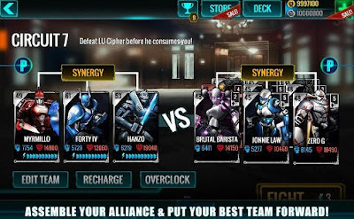 Ultimate Robot Fighting v1.0.92 unlimited everything