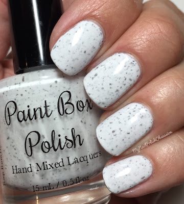 Paint Box Polish, Ciao, Gelato! collection, Spring 2016; Stracciatella