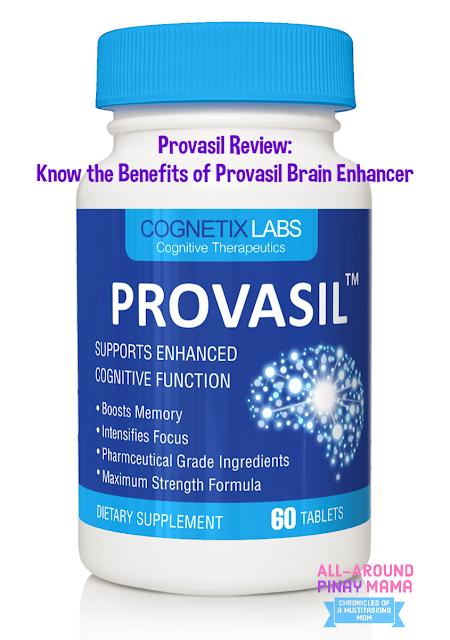 Guest Post, Provasil Review, Brain Enhancer