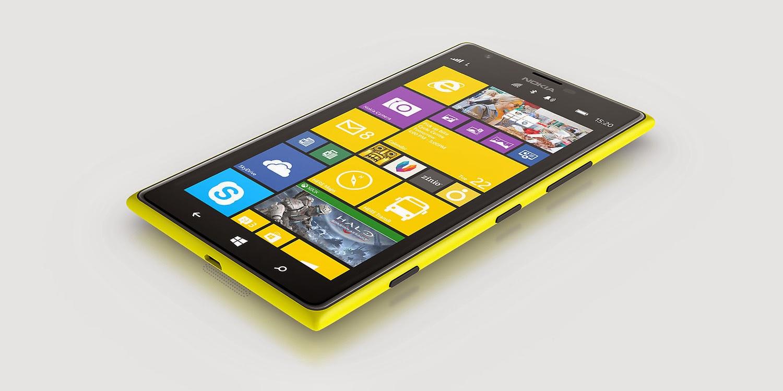 Nokia Lumia 1520 ulasan, harga dan spesifikasi