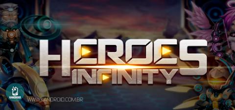 Heroes Infinity v1.3.0 (Mod Apk Money)