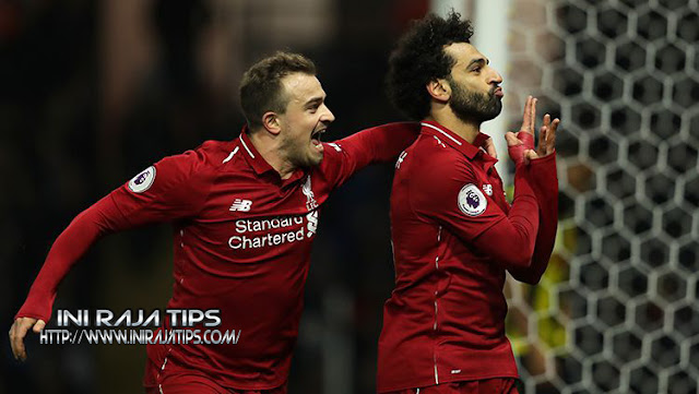 Liverpool Amankan Tiga Poin Atas Watford