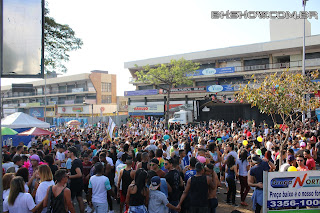 IMG 9857 - 13ª Parada do Orgulho LGBT Contagem reuniu milhares de pessoas