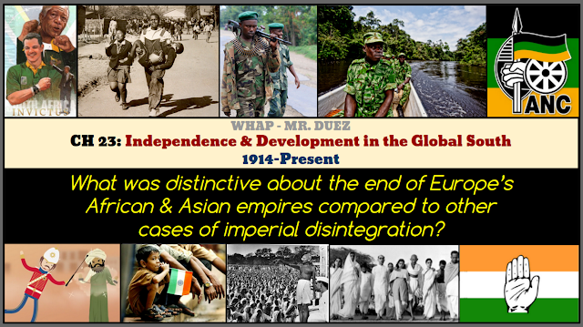globalization whap notes Class notes study guides unit outlines: class presentations [these files are saved in either powerpoint or pdf format] recurring themes in ap world history unit one: chapters 13 & 14 8 features / characteristics of globalization - the emergence of europe atlantic slave trade - african.