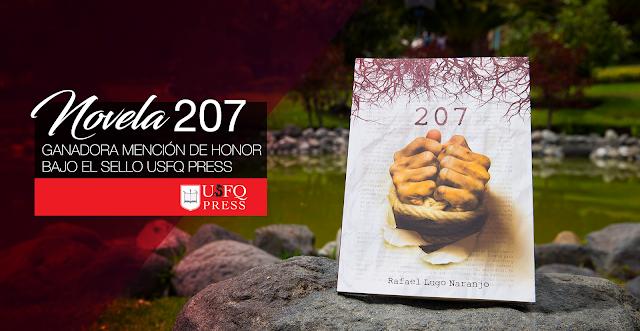 Dos libros bajo el sello USFQ Press fueron premiados por el Municipio de Quito