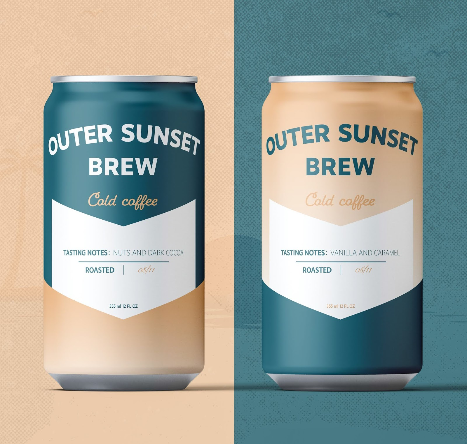 Outer Sunset Brew on Packaging of the World - Creative