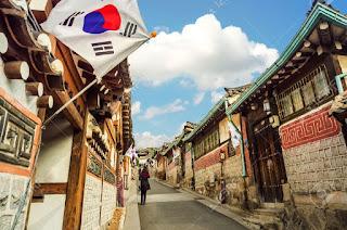 Kỉ niệm chuyến đi Hàn Quốc 11/2015