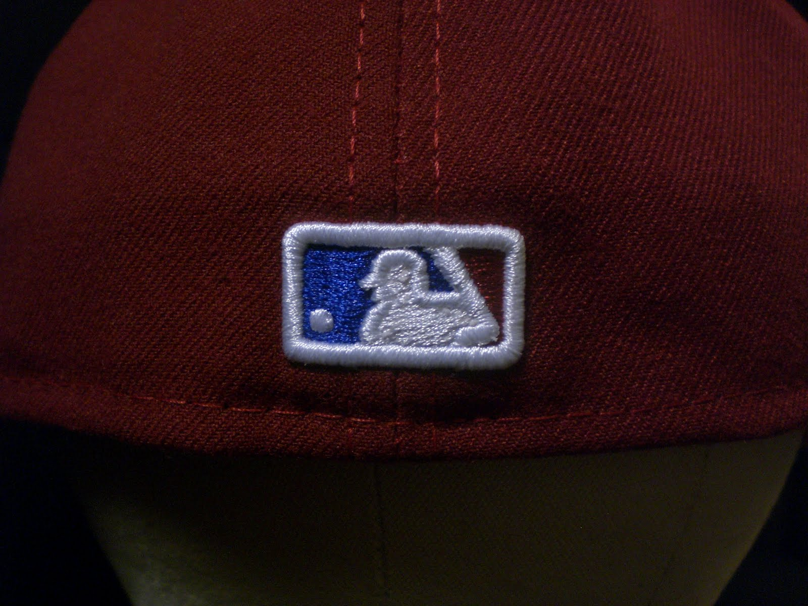 separation shoes 5faf6 5b857 ... something that is extremely new to this specific version of the cap  since the Phillies retired this version of their uniform a few years before  the MLB ...