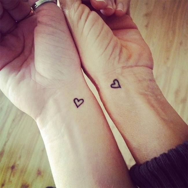 Mytattooland.com: Best friend tattoos