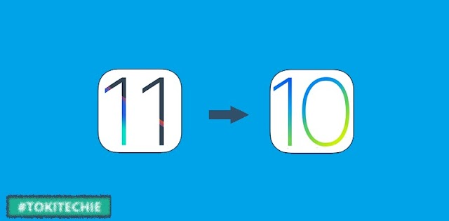 How to downgrade iOS 11 Public Beta to iOS 10.3.2