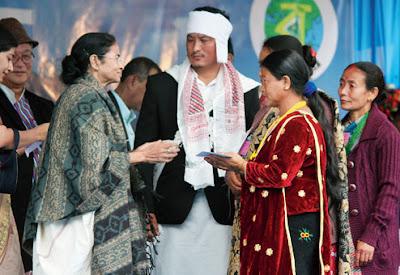 Mamata Banerjee announced Mirik sub division