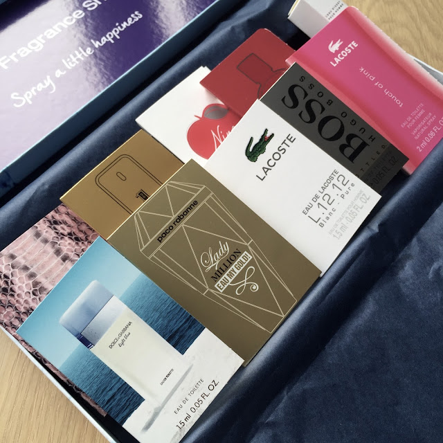 The Fragrance Shop Discovery Box