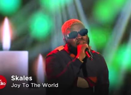 MUSIC: Skales – Joy To The World