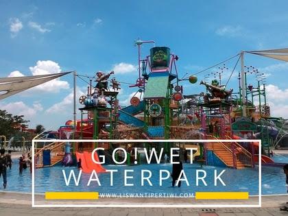 Bahagiakan Anak Bermain Di Go! Wet Waterpark