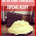 After Eight Chocolate Cupcake Recipe