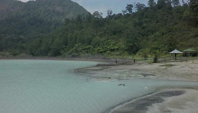 Wisata Kawah Talaga Bodas Garut