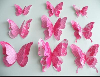 Inspirasi Hiasan Dinding  Dari Kertas Yang Membuat Anda  Kerasan Di Dalam Kamar 6