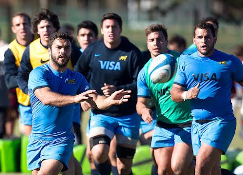 Formación de Los Pumas para enfrentar a Italia