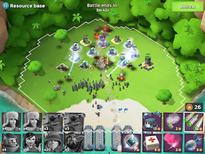 Boom Beach Apk v35.99 Mod Apk (UNLIMITED COINS ,GEMS) for android