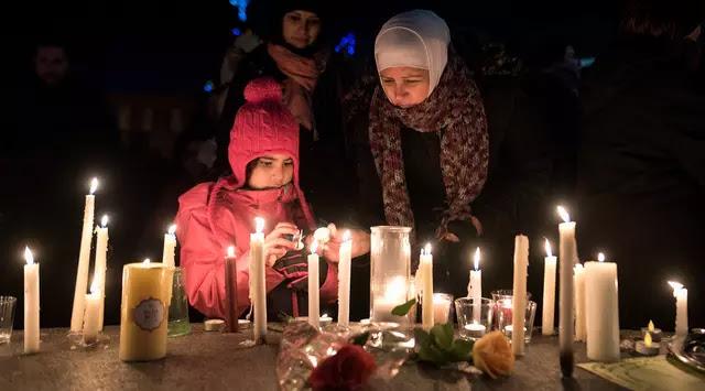 Teror Masjid Kanada Tewaskan 6 orang, Seluruh Warga Kanada Berkabung