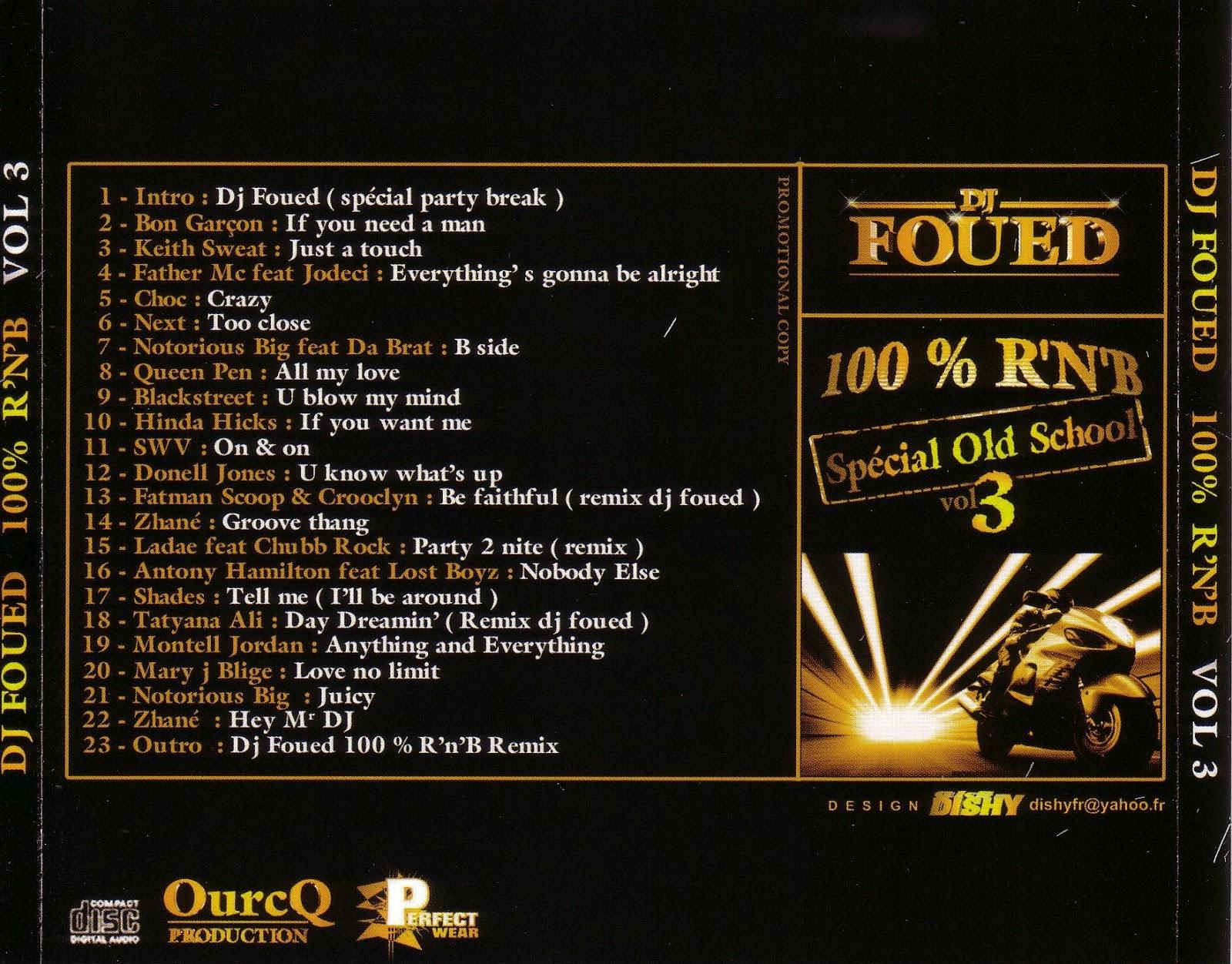 dj foued 100 rnb francais