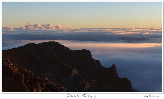 Haleakala: Waking up