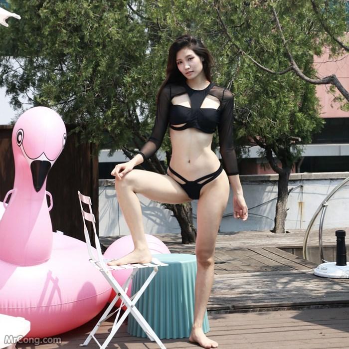 Image Lee-Hee-Eun-Hot-collection-06-2017-MrCong.com-002 in post Người đẹp Lee Hee Eun trong bộ ảnh thời trang biển tháng 6/2017 (42 ảnh)