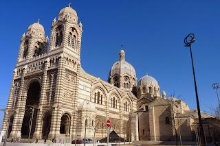 Catedral Santa María la Mayor o Sainte Marie Majeure, Marsella.