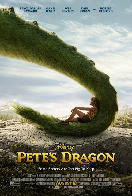 Petes dragon movie 2016