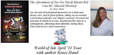 Review - Joe-Joe Nut & Biscuit Bill