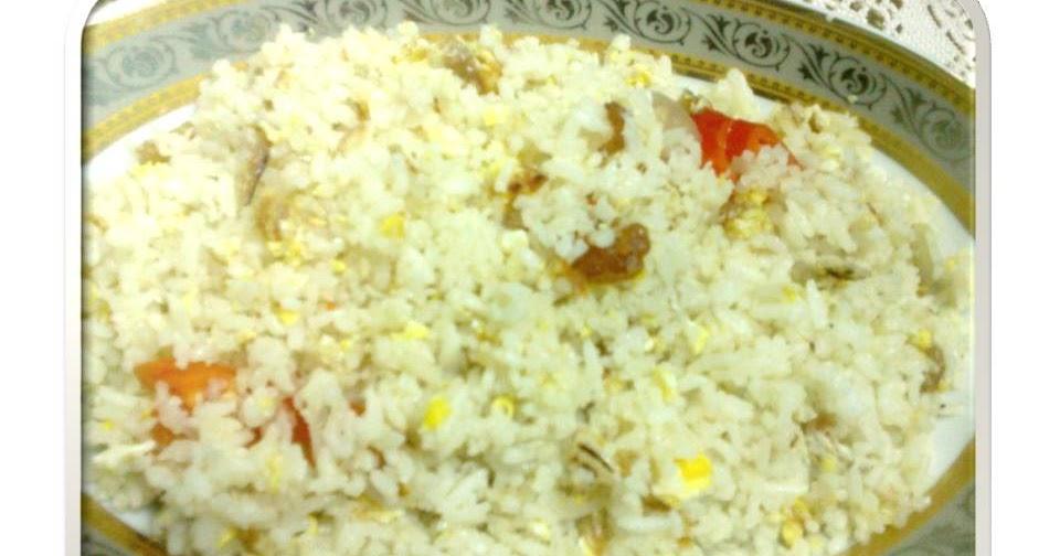 Kitchen Mak Tok Sajian Dapur Bonda Nasi Goreng Telur Simple Nasi Goreng Ayahanda