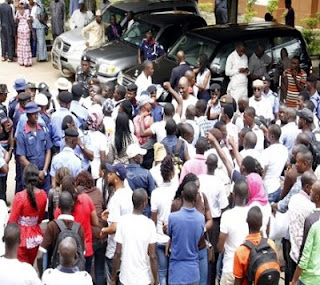 PDP Protests in Ondo