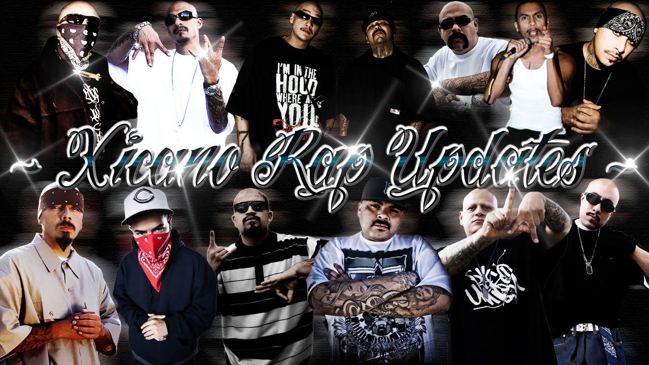 Xicano Rap Updates: 2012-01-29