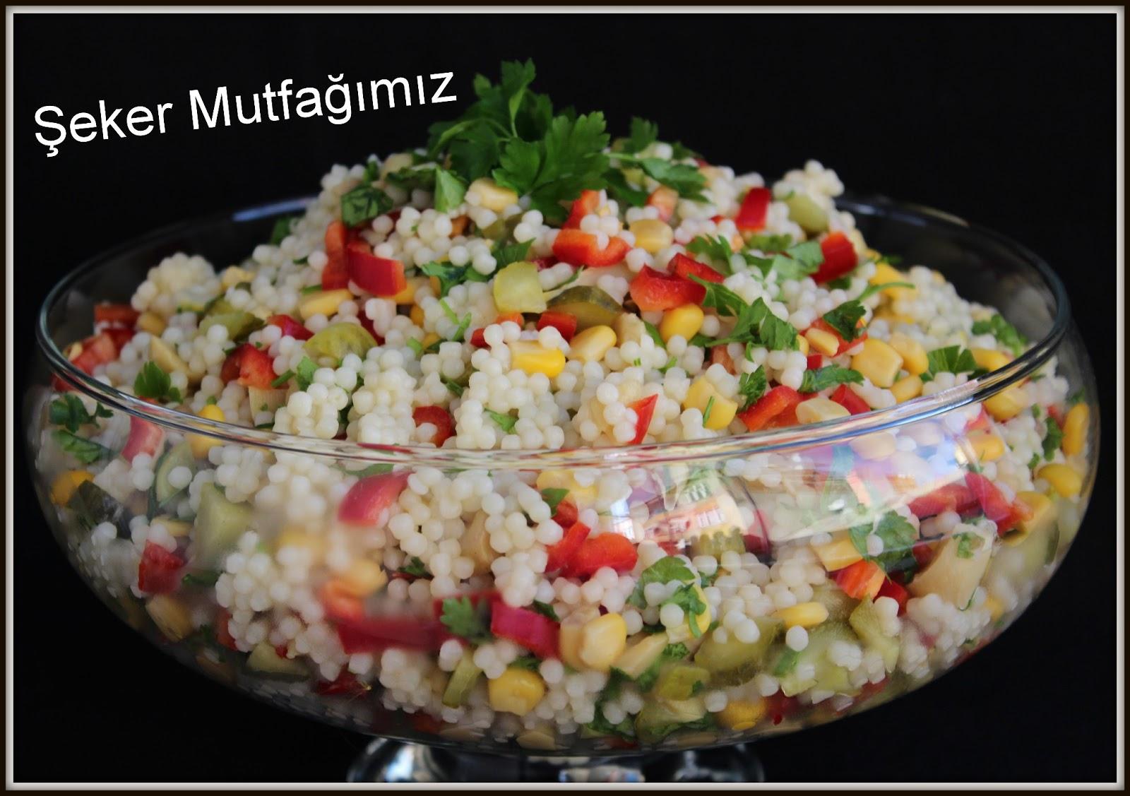 Kuskus Salatası – Yemek Tarifleri