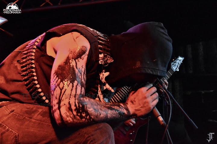 Thorybos @Under The Black Sun XVIII, Helenenauer, Allemagne 02/07/2015