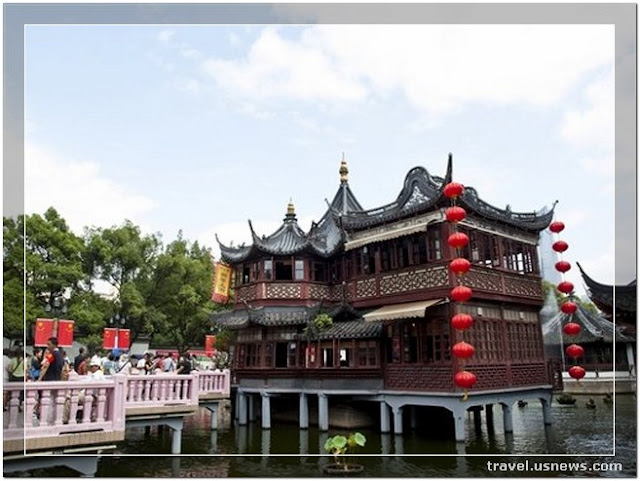 Yuyuan Garden - Top 7 Best Places to Travel in Shanghai, China at Least Once in Your Life Time