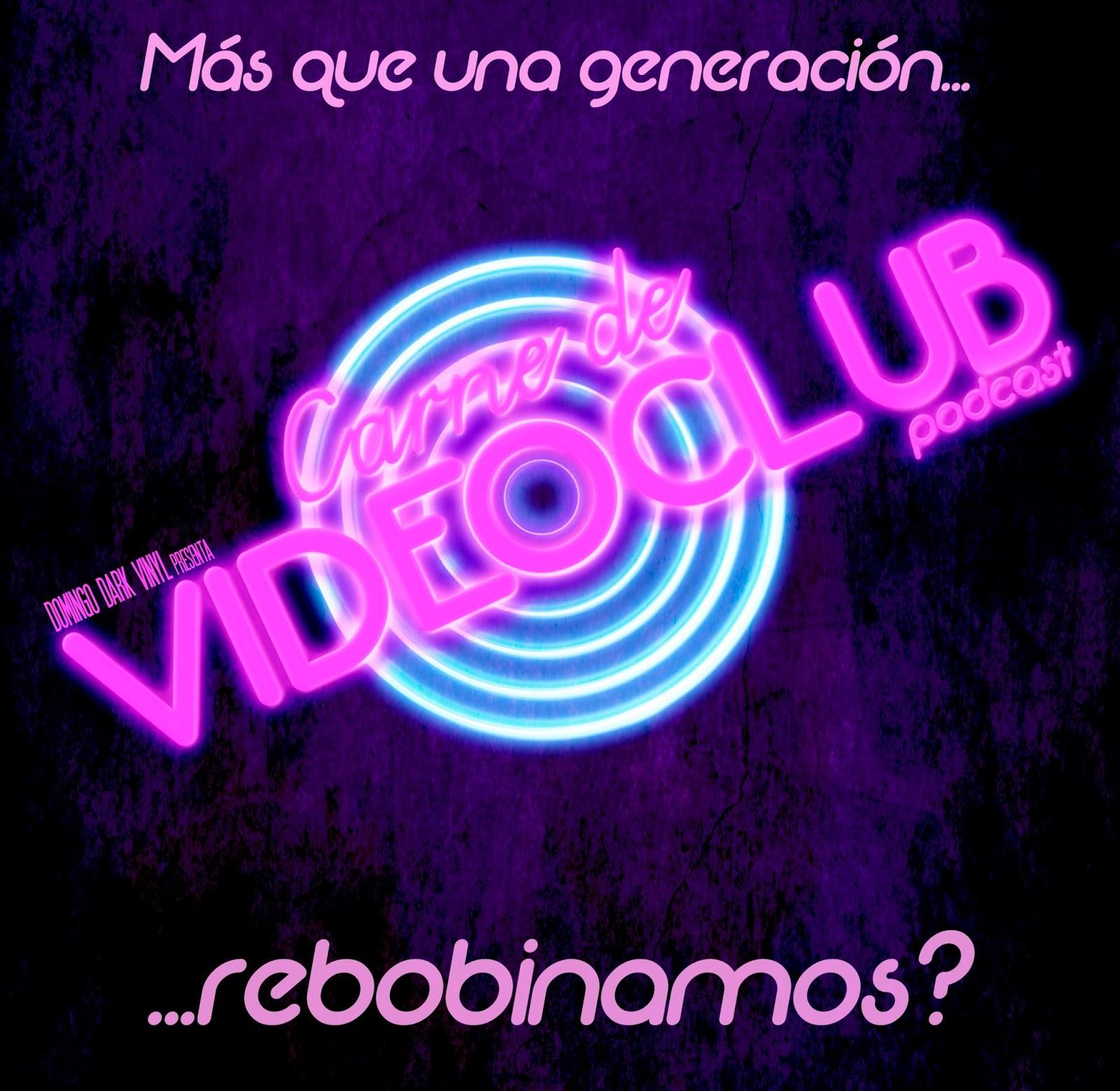 Logo de CARNE DE VIDEOCLUB